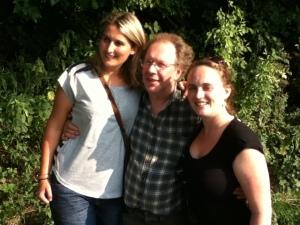 Kate, John Teiser, Maria